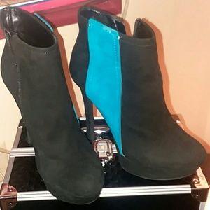 Ankle stiletto boots Jessica Simpson